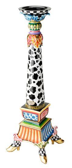 Ein Kerzenständer der Superlative! Toms Drags sind außergewöhnlich und liebeswert. Die gesamte Candlesticks Collection findet ihr in unserem Online Shop www.amaru-design.com