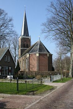 Langweer (Fr) NH kerk by Pa3ems