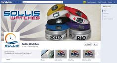 Join official page of Sollis Watches from Canada!!!  https://www.facebook.com/SOLLISwatches  http://on.fb.me/pgdsgnr