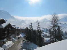 #LaPlagne, #France #alps