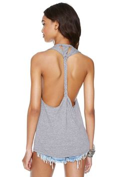 Get Braided Tank | Nasty Gal