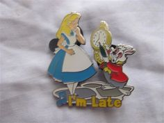 Disney Trading Pins 16471 Magical Musical Moments - I'm Late (Alice in Wonderland)