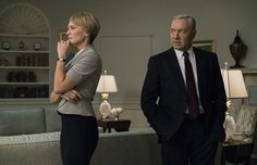 via WordPress By JUDY BERMAN The Netflix original series still delivers an addictive binge-viewing fix, but five seasons in, its weaknesses have never been more apparent. Published: June 2017 at from NYT Arts via IFTTT House Of Cards Season 5, House Of Cards Netflix, Claire Underwood Style, Black Christian Louboutin, Robin Wright, Netflix Original Series, Kevin Spacey, Netflix Originals, Skinny Belt