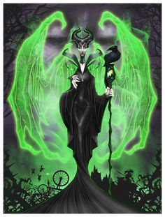 A tribute piece to the Mistress of All Evil, Maleficent! Quite possibly my favorite Disney villain of all time, and even more so after watching the film. Evil Has A Beginning Disney Evil Queen, Disney Magic, Disney Art, Evil Villains, Disney Villains, Disney And More, Disney Love, Dark Disney, Disney And Dreamworks