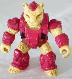 Vintage 1987 Hasbro Takara Battle Beasts Jaded Jag Figure Series 2 #Takara
