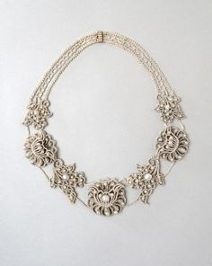 Philadelphia Museum of Art - Collections Object : Set of Jewelry: Necklace