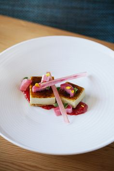 Torc. Napa Valley CA - #plating #presentation - photographer: Katie Newburn