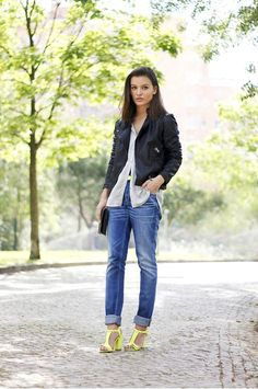MissTangerine x PepeJeans: A look created by Mariana Soares Branco on Fashiolista.com