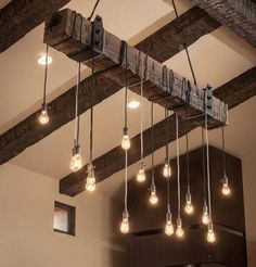 Possible stairwell lighting idea?