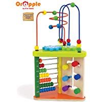 Orapple Toys By R For Rabbit 5 In 1 Mind Gym Learning Educational Toys For Baby Kids For Boys Girls Of 1 5234 Years Old Mind Gym Educational Toys Baby Toys