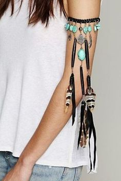 Ethno boho jewelery