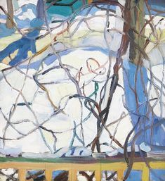 Pegi Nicol MacLeod (Canadian, 1904-1949), Looking toward sunset from living room window, 1926. Oil on panel, 29.9 x 27.3 cm.