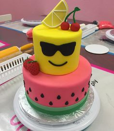 Day 3 Tween Camp-Fondant Day.....So excited to teach all of our girls how to create a two tier fondant cake. Our girls are ready for the #kidsbakingchampionship can wait to post the finished products. Stay tuned! Only 3 spots left for August Camp. Register online www.swetlifecakesupply.com