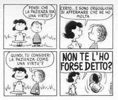 Be patient Lucy! Linus Van Pelt, Lucy Van Pelt, Snoopy Comics, Calvin And Hobbes, Peanuts Snoopy, English Quotes, Cute Cards, Erotica, Bad Boys