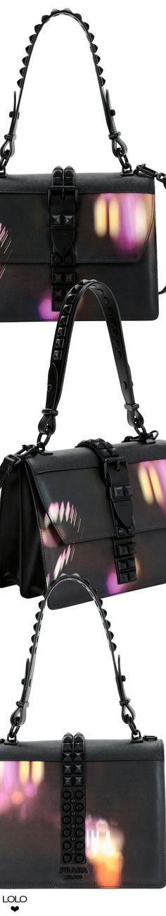Prada Elektra City Lights Top Handle Bag  prada  handbags 5ec4f46ef7d7b