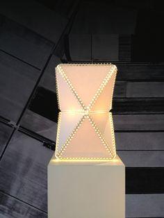 Rein Jansma/ZJA. Wire-O lamp