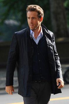 Hottie  - Ryan Reynolds