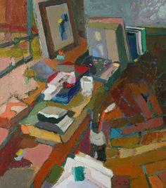 "Saatchi Art Artist Branimir Benišek; Painting, ""New Order on My Floor"" #art"