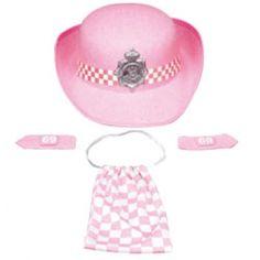 Police woman dress up kit http://www.partysuppliesnow.com.au/