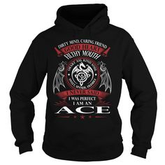 ACE Good Heart - Last Name, Surname TShirts