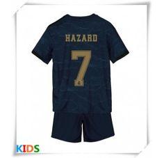 Jeftino Nogometni dres Real Madrid za djecu s vlastitim imenom Eden Hazard, Equipacion Real Madrid, James Rodriguez, Gareth Bale, Zinedine Zidane, Football Shirts, Ronaldo, Liverpool, Shorts