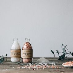 Moroccan Rose Bath Salts - The Future Kept - 4
