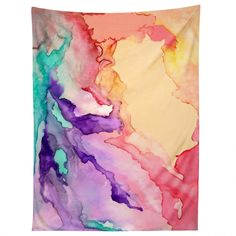 Rosie Brown Color My World Tapestry | DENY Designs Home Accessories