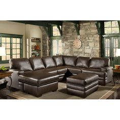 american furniture sectional sofa with right side chaise