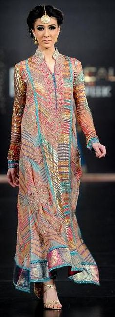 PaK fAshion Week 2012 ~ Fashion from the East