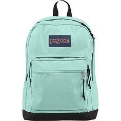 Aqua Dash City Scout - JanSport High School Backpacks for Girls, back to school