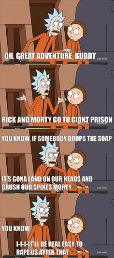 [Rick and Morty] Wise words