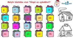 Képességfejlesztés :: OkosKaLand Student, Math, School, Math Resources, Mathematics