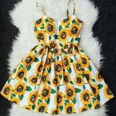 Sunflower Condole Backless Dress on Luulla Source by Mckennapurkiss Dresses Girls Fashion Clothes, Teen Fashion Outfits, Cute Fashion, Outfits For Teens, Girl Outfits, Fashion Dresses, Cute Summer Outfits, Cute Casual Outfits, Casual Dresses