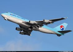 Korean Air Cargo Boeing 747-4B5F/SCD