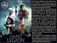 Cine Bollywood Colombia: THE LAST LEGION