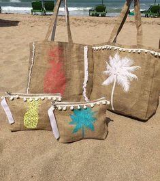 Burlap Bags, Jute Bags, Hessian, Leather Bags Handmade, Handmade Bags, Alpillera Ideas, Diy Clutch, Diy Bags Purses, Fabric Bags