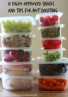 Tips for staying paleo and 11 approved paleo snacks #DixieQuicktakes