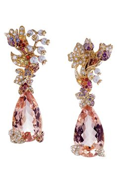Dior fine jewelry|Incroyables et Merveilleuses Earrings
