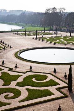 Versailles, France //
