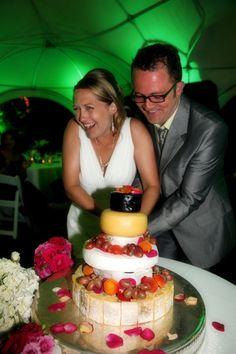 #wedding #Cheese #cake by fleaphotos