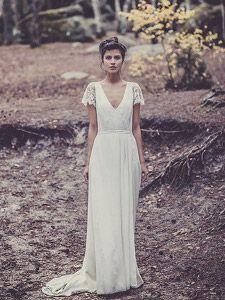 {Look de mariée} CHAMPETRE - Robe Laure de Sagazan