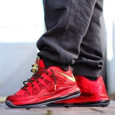 dcf100ad4571 nike lebron 11 low reverse champs pack 03 570x570 Nike LeBron X Reverse  Championship Pack Samples