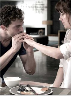 """FSoG """"Let's get you cleaned up."""" Indeed."""