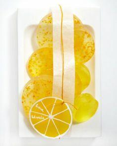 Soap recipes from Martha Stewart ~ lemon, basil and lots more.