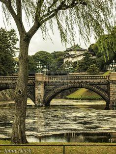 Tree,+Bridge+and+Temple+-Tokyo+by+JanneFlinck.deviantart.com+on+@deviantART
