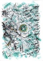 Alexander Nikolenco , Emerald Storm  on ArtStack #alexander-nikolenco #art