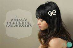 http://mintedstrawberry.blogspot.ch/2013/05/diy-delicate-pearl-bow-hair-accessories.html?m=1#.VjlwnsvTnqA