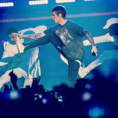 A great show JB ! See u soon! . . . . #purposetourbologna #justinbieber #purpose #purposetour #justin #bieber #belieber #belibers #bologna #bolo #igbologna #igersbologna #ticketone #concerto #concert #sorry #whatdoyoumean #selfiegram #selfietime #selfies #party #partynight #girlsnightout