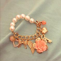 Charlotte Russe bracelet Cute bracelet never worn it was a gift for a friend but she didn't like it . Charlotte Russe Jewelry Bracelets