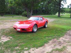1976 Stingray Corvette